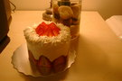 Strawberry Shortcake\This was an awesome Cake!!!